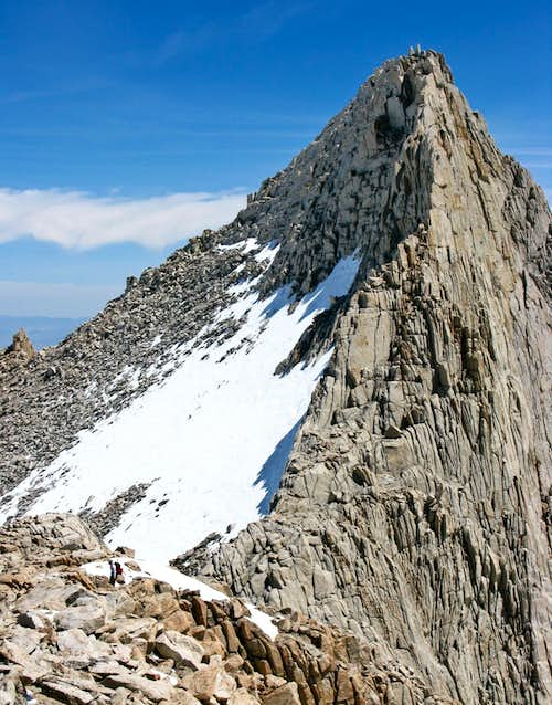 Southwest Ridge on The Cleaver, California