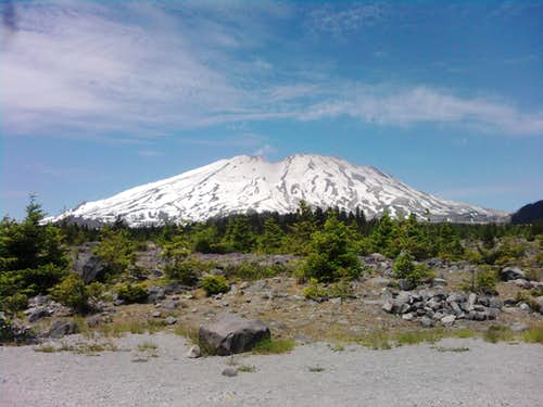 Mt. St. Helens. - July 10th, 2011