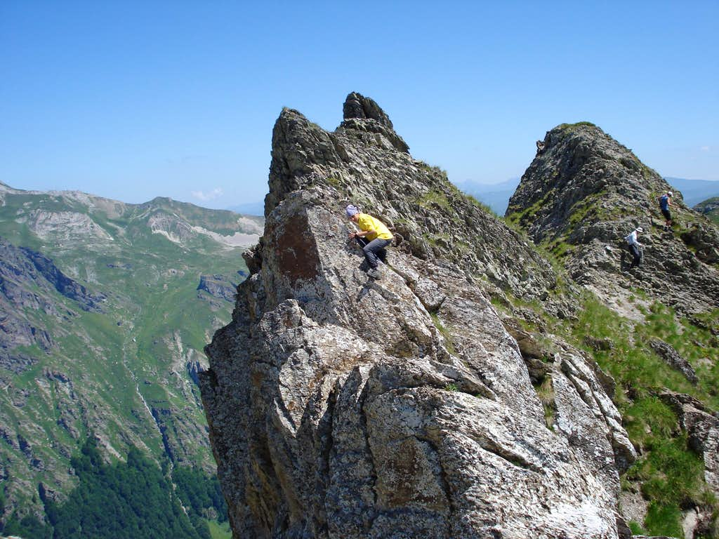 Kabash: First ascent - Approaching Kabash