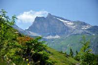 Kabash: First ascent - Kepi Bard wall