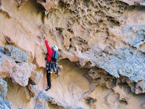 U Peru Haddad Climbing the great tafone