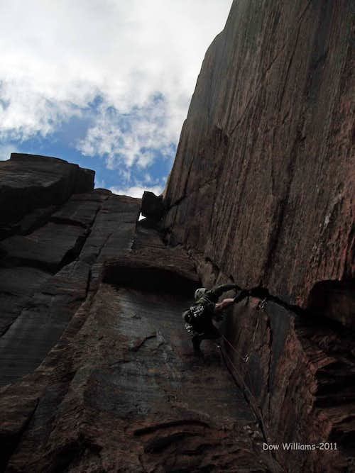 Feast of Snakes, 5.11, 6 Pitches