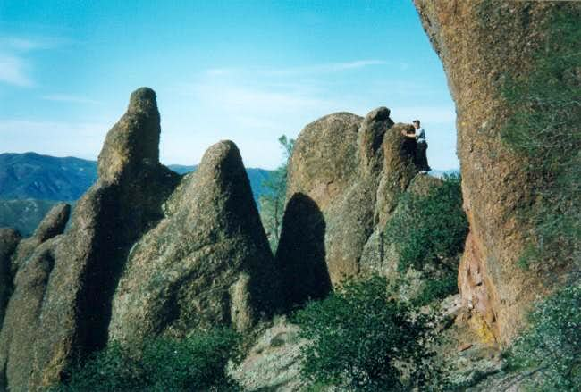 Pinnacles, Gabilan Range
