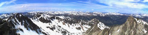 Panorama From Two Point