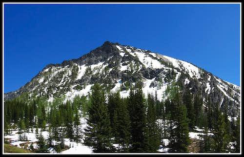 Lake Bernice trail
