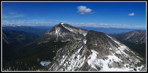 Oval Peak