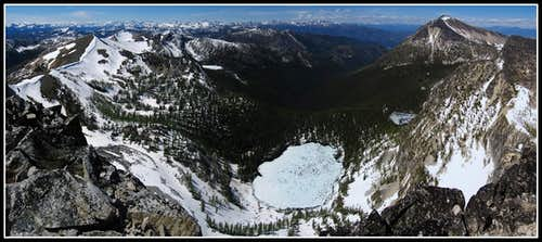 Oval Lakes Basin