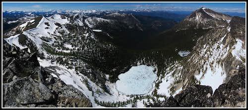 Oval Lakes Basin