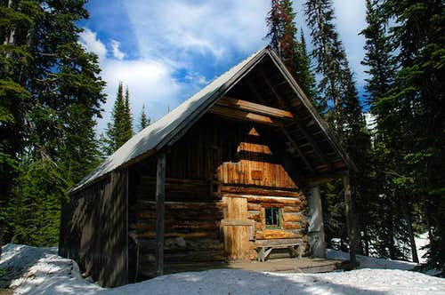 Slocan Chief Cabin