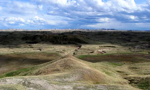 Sage Creek & Badlands