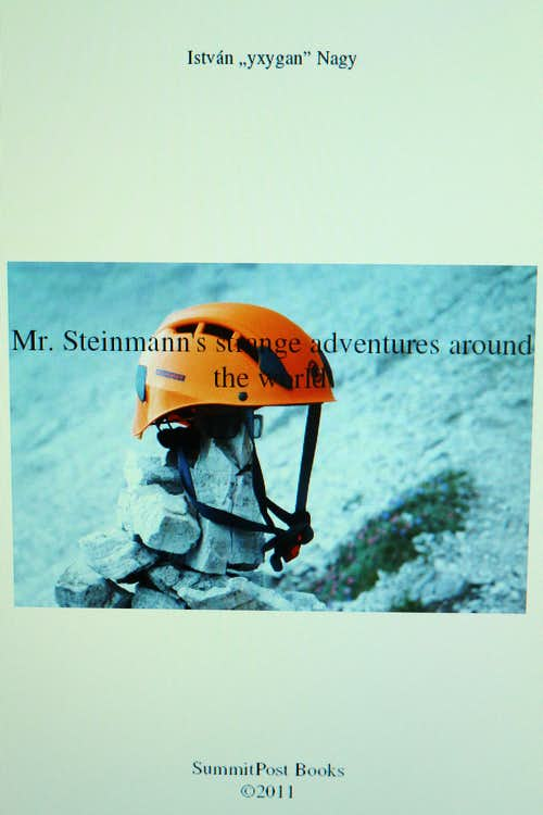 Mr. Steinmann's strange adventures around the world-cover