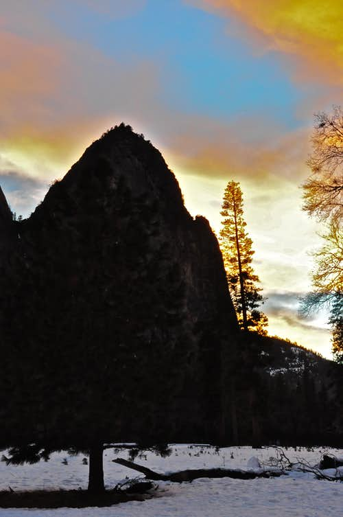 Lower Cathedral Rock