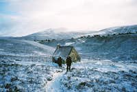 Ryvoan Bothy - Jan 2004