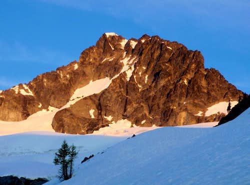 Bonanza Alpenglow