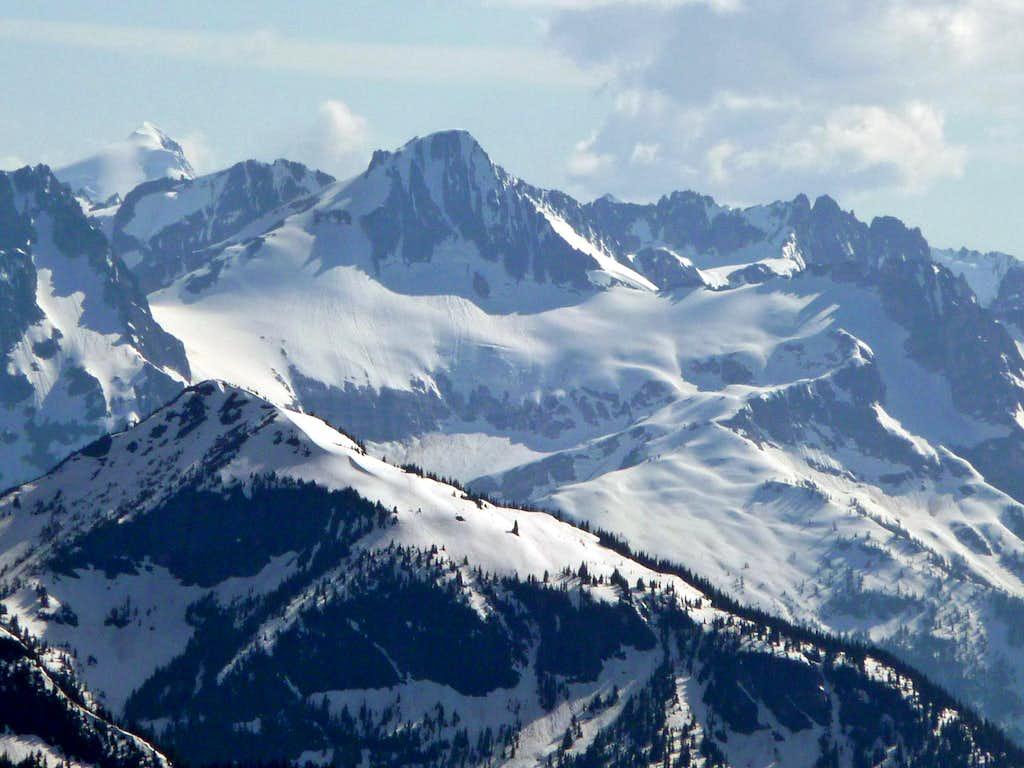 Eldorado and Tricounti Peak