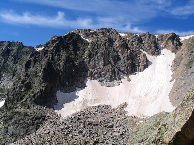 The Seldom-Climbed East Face