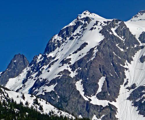 Mount Shuksan s North Ridge