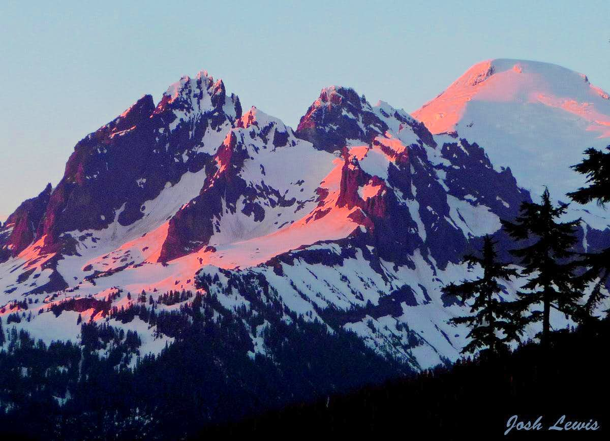 Having the Time of my Life: A 9 Day Extravaganza through the North Cascades