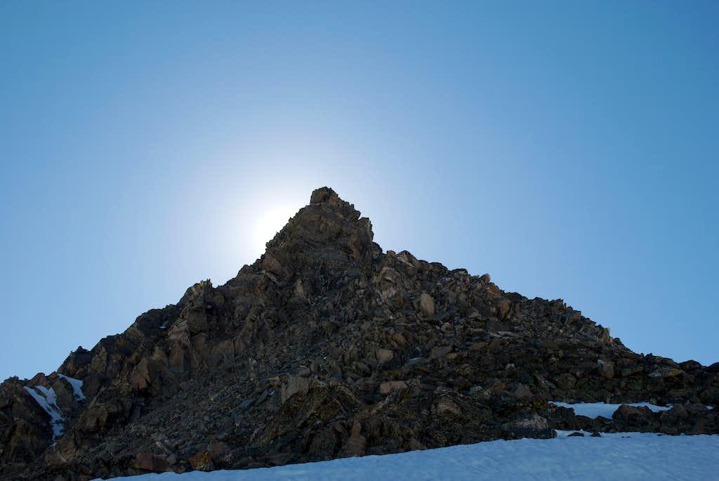 Pacific Peak-West Ridge