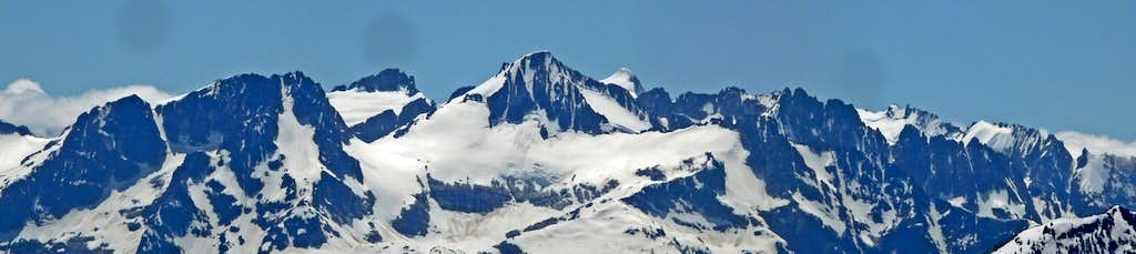 Tricouni, Eldorado, and Austera Peak