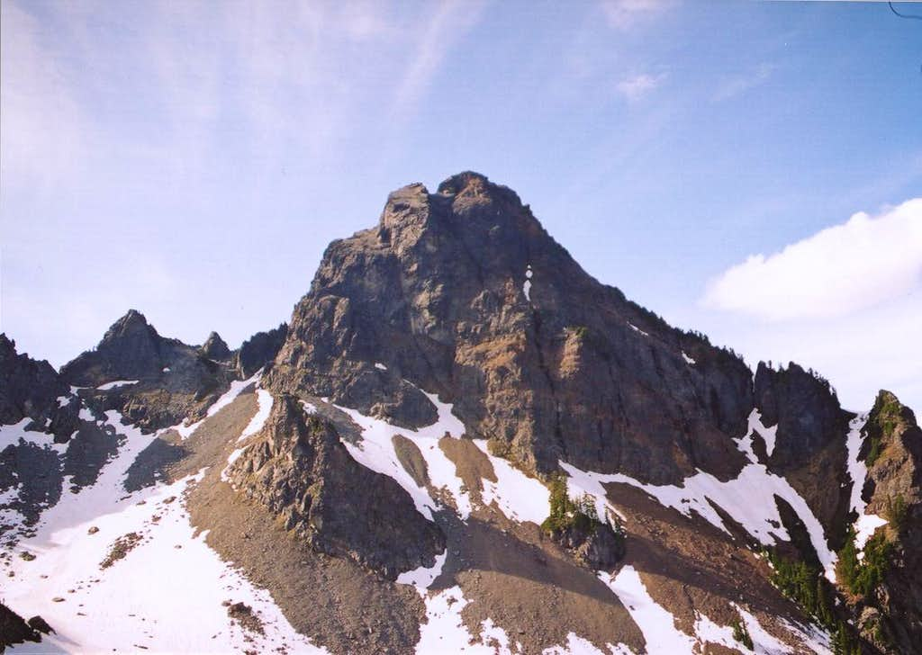 Mt. Thomson as seen from...