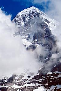 The Eiger from near Kleine...