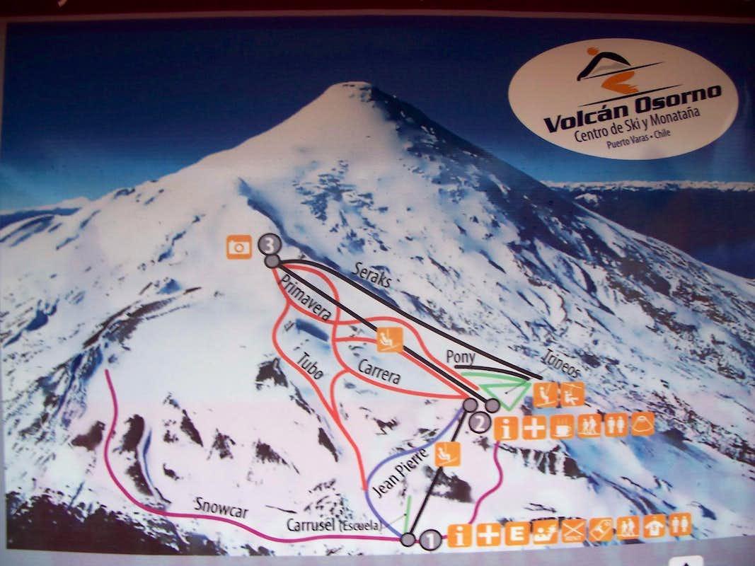 Osorno map diagram photos diagrams topos summitpost osorno map diagram pooptronica