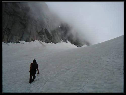 Ascending Colchuck