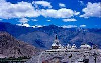 Mt. Stok Kangri from...