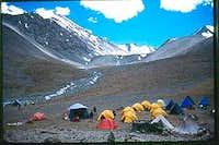 Base Camp of mt. Stok Kangri