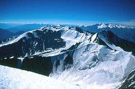 View from the Summit of Stok
