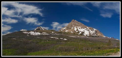 Divide Peak
