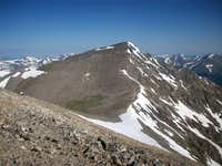 Torreys Peak from above