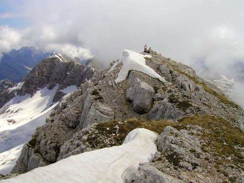 The summit of Lopa. ...