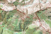 White Mountain Topographic Map