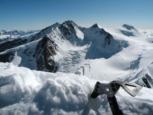 8x4000+ in Monte Rosa group 2011
