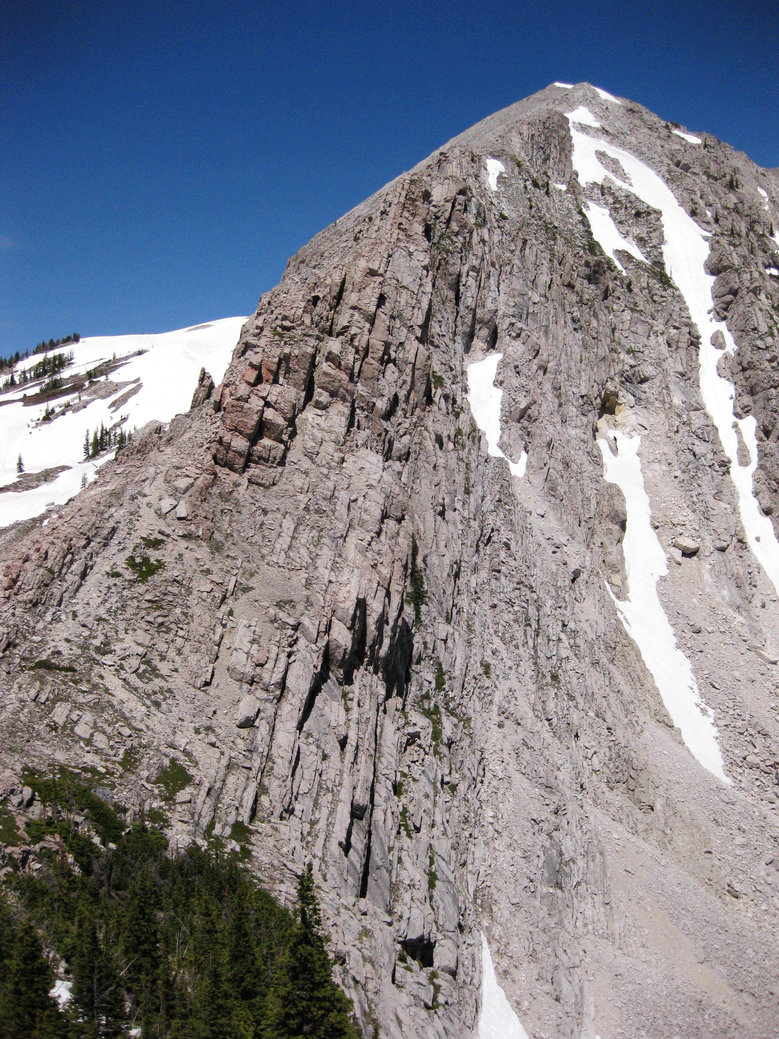 South Ridge from Our Lake