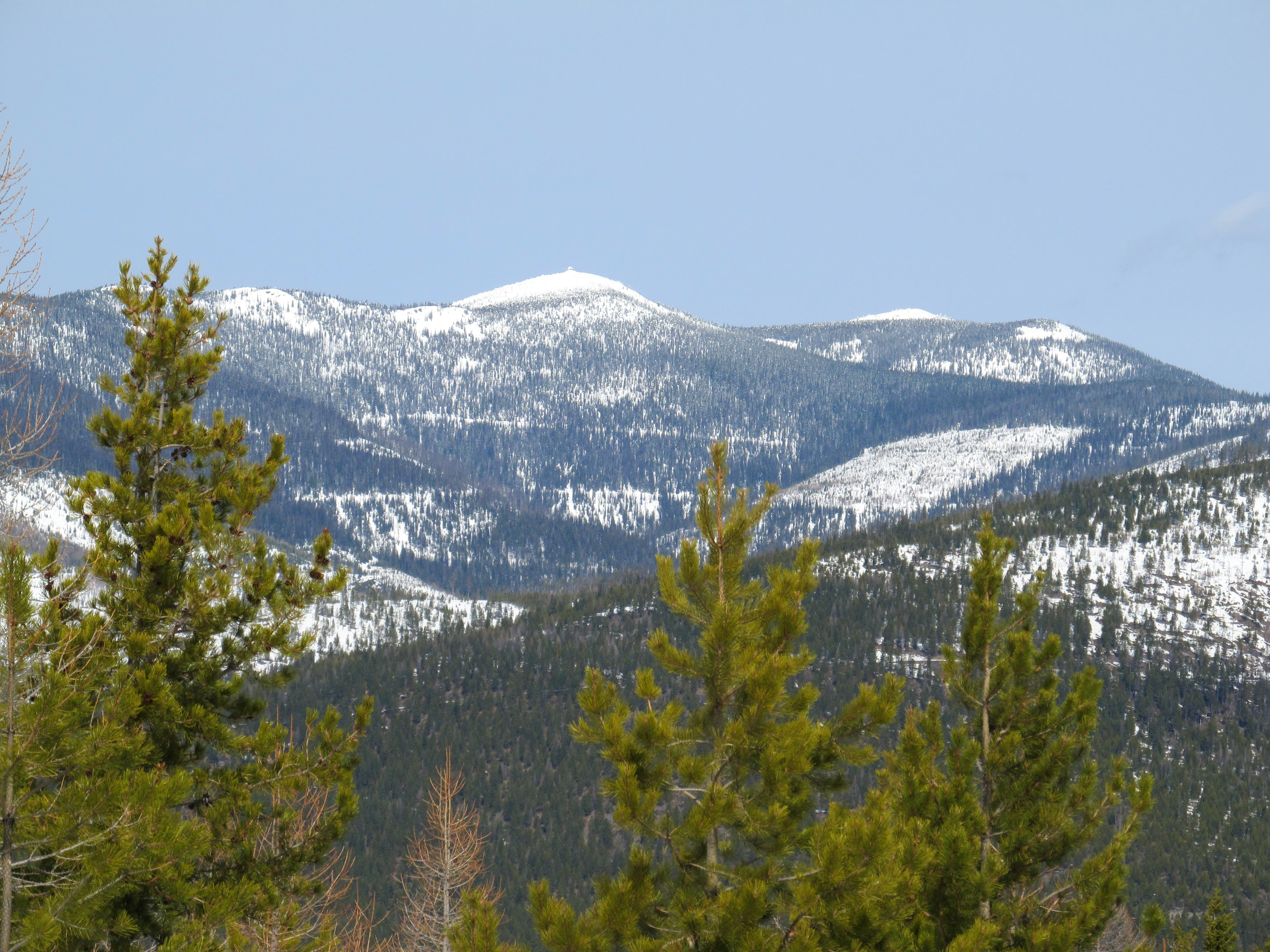 Meadow Peak and Lookout