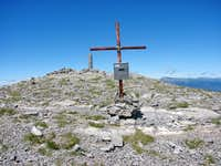 Summit of Pic de Costa Cabirolera