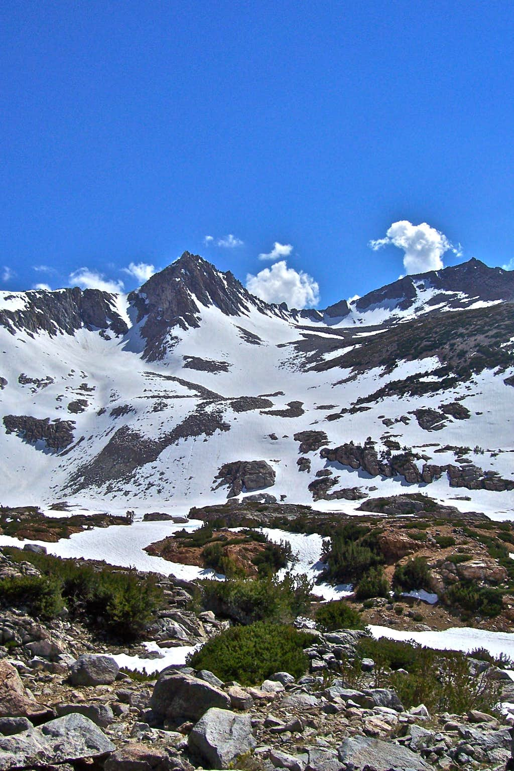 Point 12,916' on the right,...