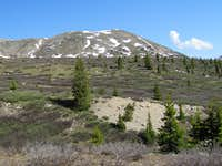 The South Face of Granite Mountain
