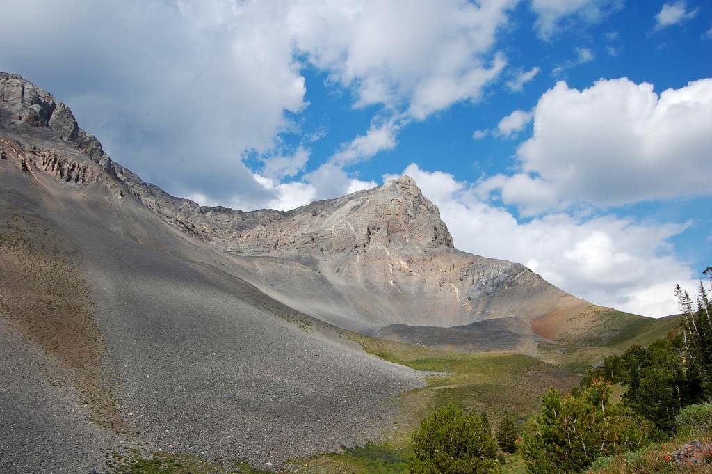 Donaldson Peak, Idaho