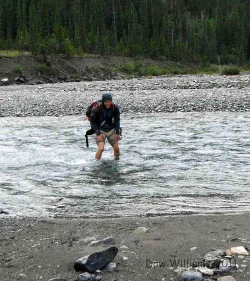Ghost River Crossing