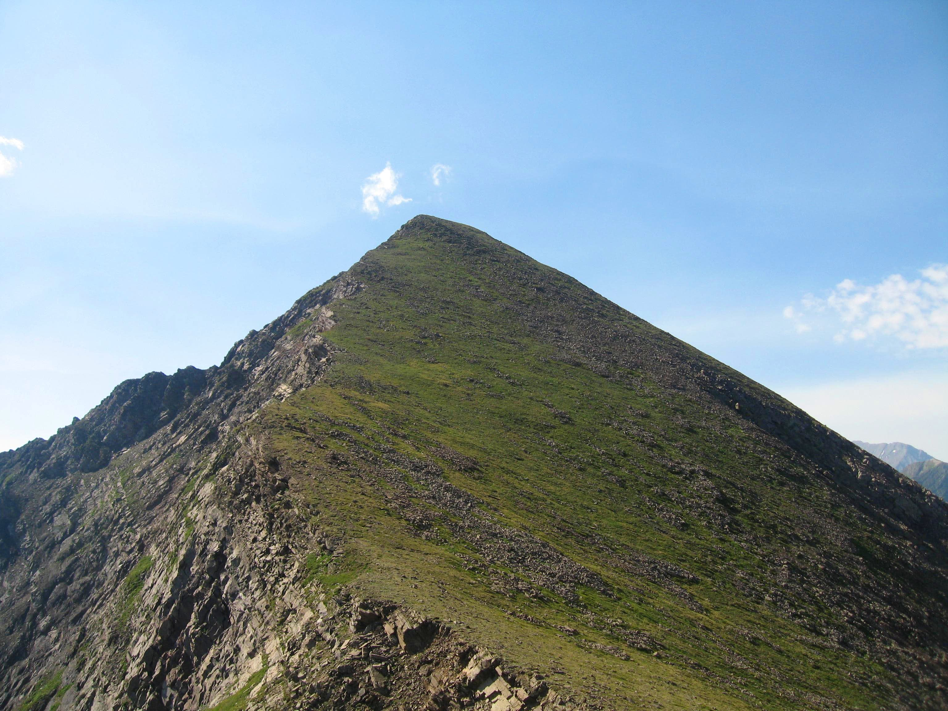 Venable Peak, Comanche Peak, Spring Mountain, 12873, Round Mountain, Bull Domingo Hills, Beckwith Mountain & Democratic Mountain