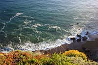 Marin Headlands coast