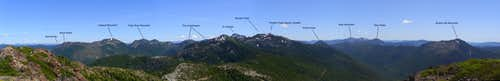 Sanger Peak Summit