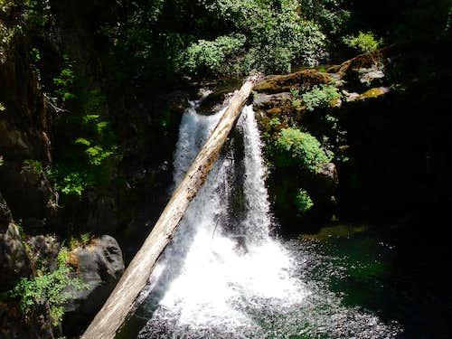 Middle Fork Falls
