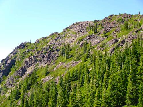 Sanger Peak