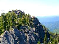 North Face Of Sanger Peak