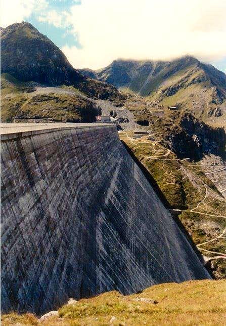 Grande Dixence dam (august...
